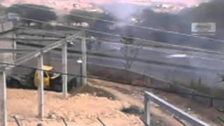 protesta en tachira municipio guasimos y cardenas la autopista 18f