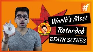 World's Most Retarded Death Scenes | Logical Retards