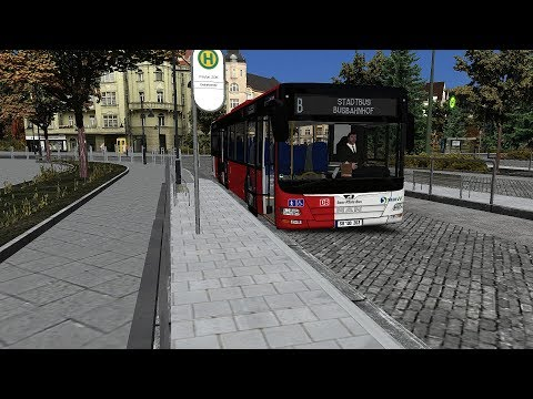 Lets Play Omsi 2 Mit dem MAN Lions City A20 Ü auf Freyfurt 2016