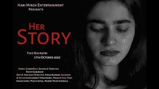 Her Story Full Hindi Shortfilm 2020 , Navratri Special Film , Presented by Hari Mirch Entertainment