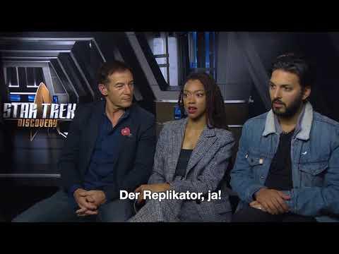 Oliver Kalkofe trifft den Cast von Star Trek: Discovery | Netflix