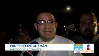 Reportan agresiones de policías de la CDMX en Tlalnepantla   Noticias con Francisco Zea