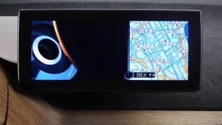 BMW 7 Series - Enable Split Screen