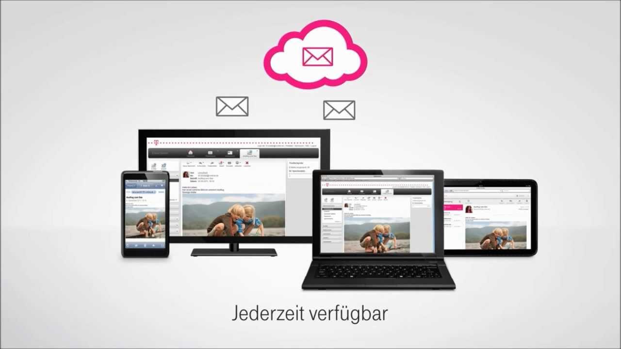 Email Center Der Telekom
