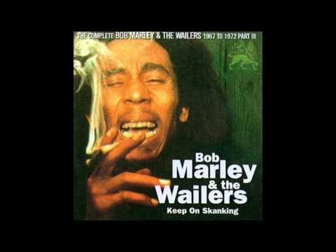 cd bob marley - keep on skanking 1967