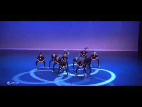 MaxStudios Dansvoorstelling 2015 -  Dancecrew Juniors - Sooo! United
