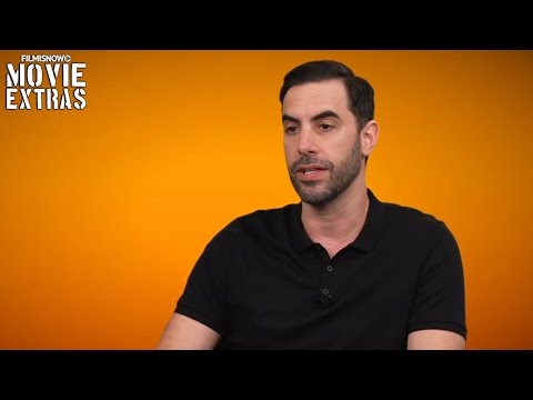 The Brothers Grimsby (2016) Behind The Scenes Movie Interview - Sacha Baron Cohen is 'Nobby'