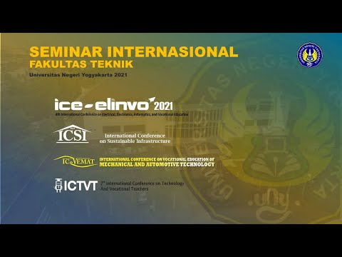 2nd International Joint Conference on Engineering, Technology, and Vocational Education