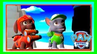 Щенячий патруль 🏥 Спасение Друзей ✰ Игра как мультфильм \Puppy patrol  the Salvation of Friends.