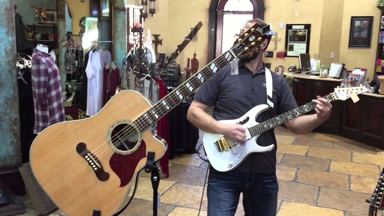 K Amp M Performer Stand Demonstration At The Guitar Sanctuary