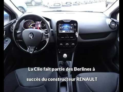 renault clio dci 90 zen eco 90g 5p rodez une occasion autotransac youtube. Black Bedroom Furniture Sets. Home Design Ideas