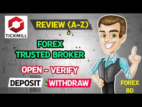🔥 Forex TICKMILL Review (A-Z) | Forex BD | Trusted FOREX Broker