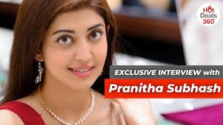 In Conversation with Pranitha Subhash