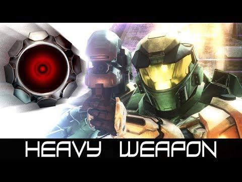 Heavy Weapon - LASER MANIAC - Halo 3 Laser Montage