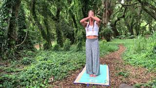 In House Retreats Yoga   Morning Flow
