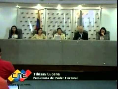 Consejo Nacional Electoral auditoria 14a
