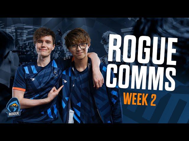 ROGUE COMMS | LEC WEEK 2