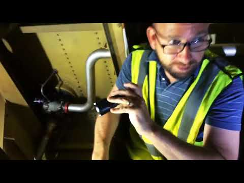 The 747 Experience: In the Fuel Tank