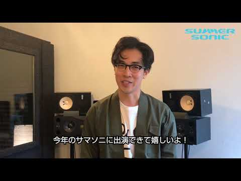 CHARLIE LIM Message For SUMMER SONIC 2018