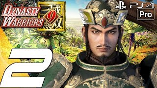 Dynasty Warriors 9 - Gameplay Walkthrough Part 2 - Luoyang Conflict & Liu Bei (PS4 PRO)