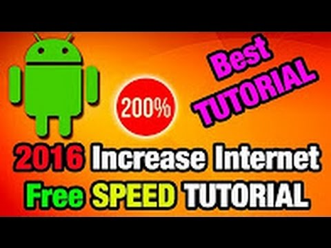 How to speed up your internet  1Mbps to 700Mbps no software in urdu hindi