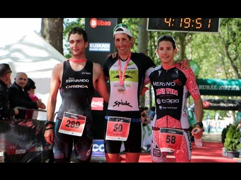 aa8133a646b8d Vídeo-resumen Bilbao Triathlon 2017 (half) - YouTube