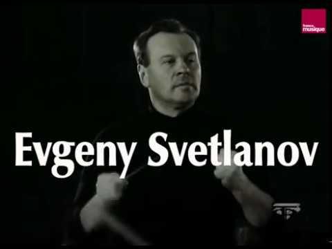 Evgeny Svetlanov : chef d'orchestre et défenseur du patrimoine russe