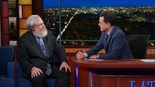 Stephen's Pretty Sure George Church Said He's Going To Live Forever
