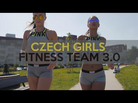 CZECH GIRLS FITNESS TEAM 3.0