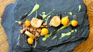 2 Michelin star chef Pascal Aussignac's,