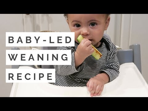 Starting Solid Food for Babies|How to Prepare Food for Baby Led Weaning