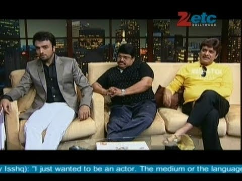 Kunal Singh, Akash Singh & Ashok Bhadra With Komal Nahta