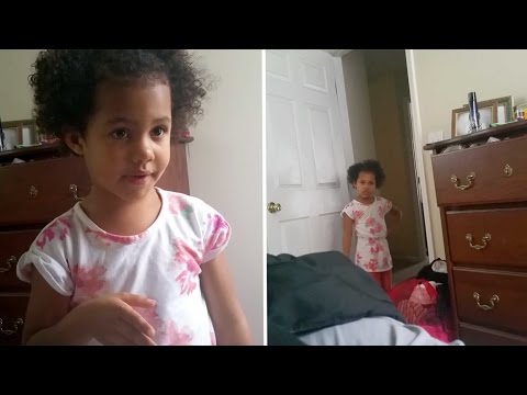 Bossy Toddler Tries To Persuade Mum To Play thumbnail