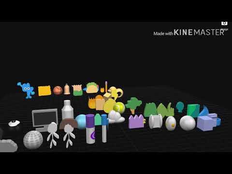 BFB Intro In 3DC.IO (Read Description)