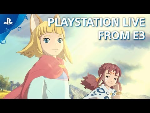 Ni no Kuni II: REVENANT KINGDOM - PS4 Gameplay Demo | E3 2017