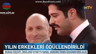 Ramil Quliyev Türkiyədə ilin kişi idmançısı seçildi