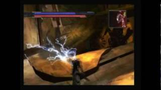 Star Wars: The Force Unleashed PS2 Walkthrough, Raxus Prime (1/2)