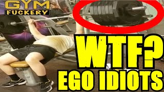Gym Fails When You Think You Are Strong But You're NOT! || My Reaction
