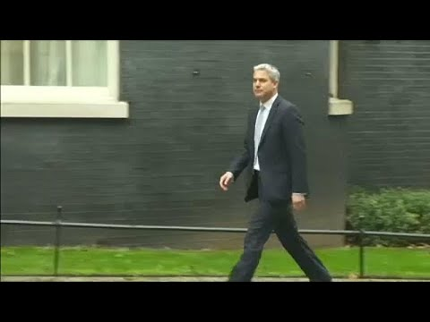 Stephen Barclay wird neuer Brexit-Minister
