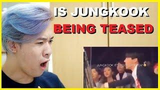 Baixar [LIZKOOK] Blackpink Lisa X BTS Jungkook cute real moments at MMA Reaction | BTS X BLACKPINK REACTION