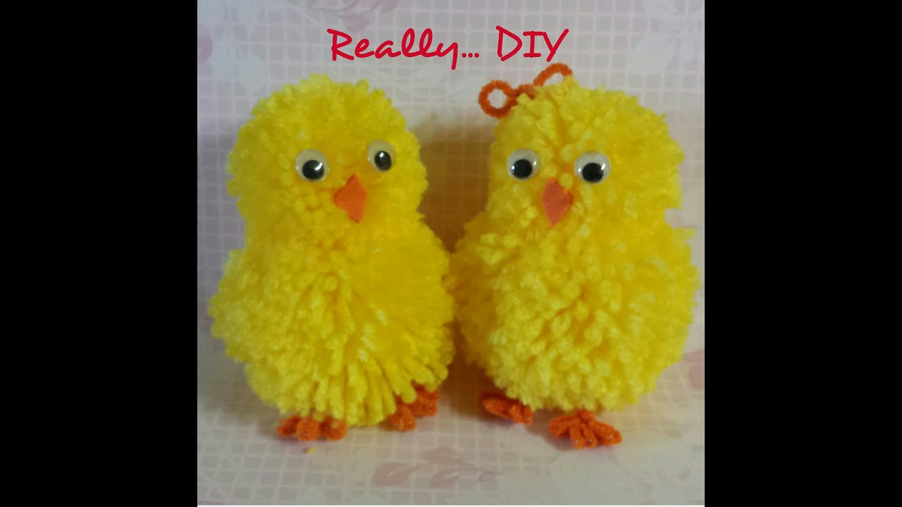 How To Make Easter Crafts Youtube