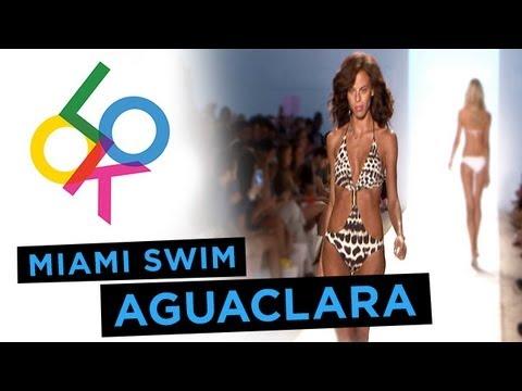 Aguaclara Runway: Miami Swim Week 2014