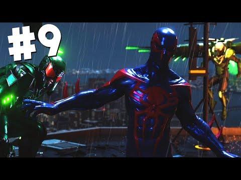 Moldoveanu Joaca: Marvel`s Spider-Man #9