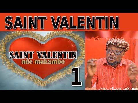 THEATRE SAINT VALENTIN NDE MAKAMBU 1 Avec Kalunga,Sylla,Bellevue,Vue de loin,Ebakata