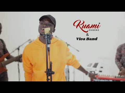 Kuami Eugene X Viva Band - Angela/Confusion (Live Band Rendition)