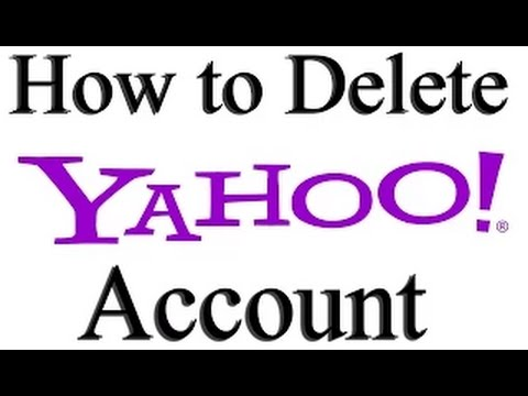 Delete yahoo account permanently - 25.0KB