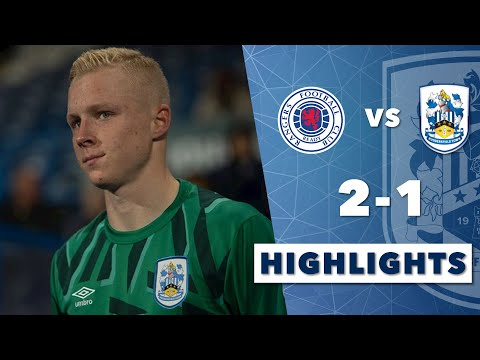 ⚽️ HIGHLIGHTS | Rangers 2-1 Huddersfield Town U19s