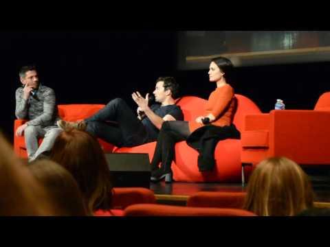 Ian Harding & Torrey DeVitto about Troian Bellisario - KAS3