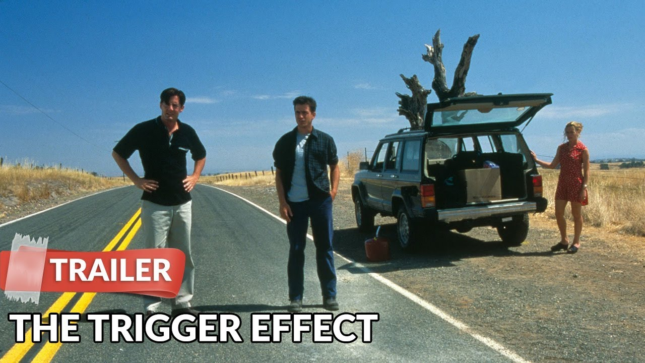 The Trigger Effect 1996 Trailer HD | Kyle MacLachlan | Elisabeth Shue