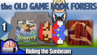 (Game Chasers Retro Liberty Parody) The Old Game Look Forers - Episode 1